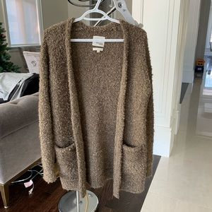 Wilfred free olive cardigan